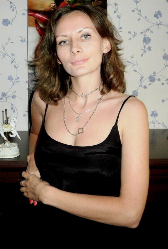 Larissa (42) aus Breslau auf www.partnervermittlung-frauen-aus-polen.de (Kenn-Nr.: 1418)
