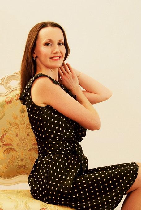 Olga (40) aus Warschau auf www.partnervermittlung-frauen-aus-polen.de (Kenn-Nr.: 1446)