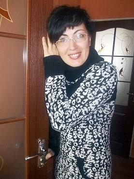 Lena (46) aus Warschau auf www.partnervermittlung-frauen-aus-polen.de (Kenn-Nr.: 1511)