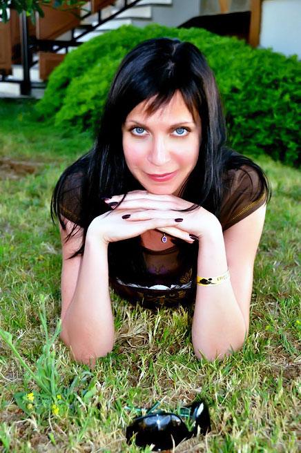 Inesa (43) aus Krakau auf www.partnervermittlung-frauen-aus-polen.de (Kenn-Nr.: 1526)