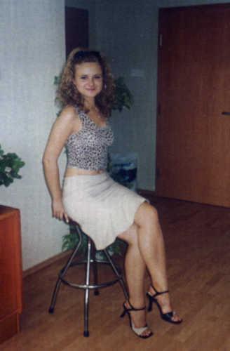 Urzula (39) aus Breslau auf www.partnervermittlung-frauen-aus-polen.de (Kenn-Nr.: 502208)